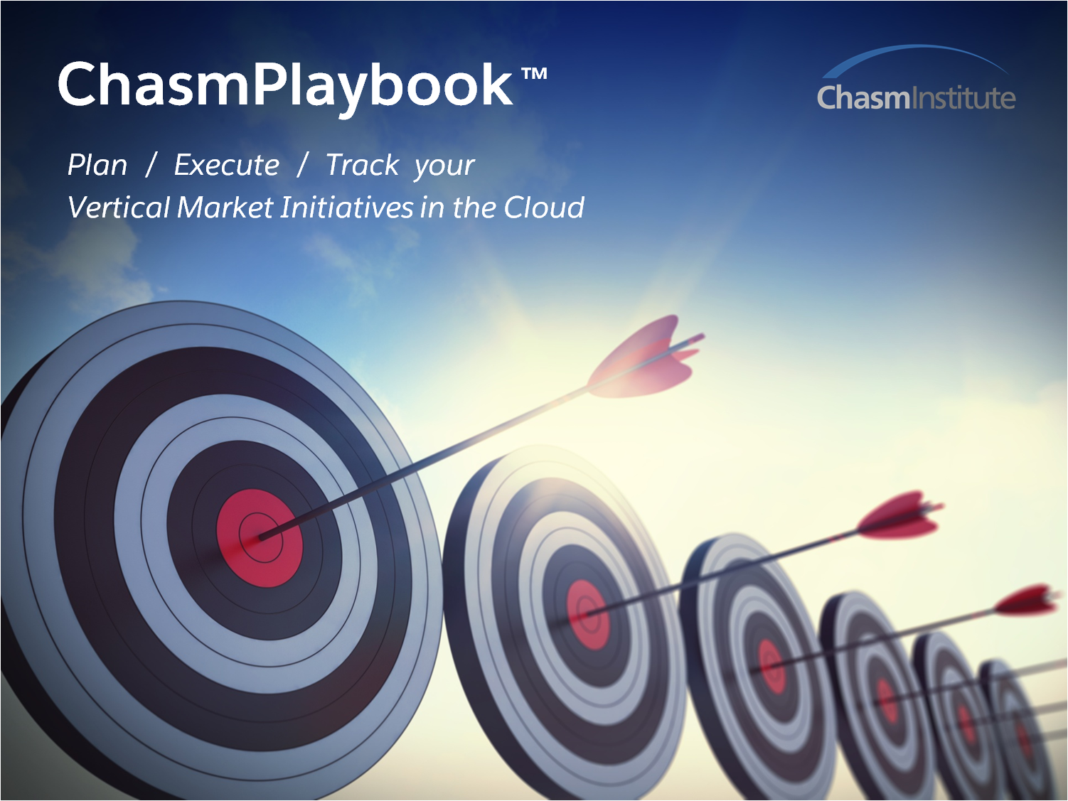 Chasm Institute LLC Announces Initial Release of ChasmPlaybook